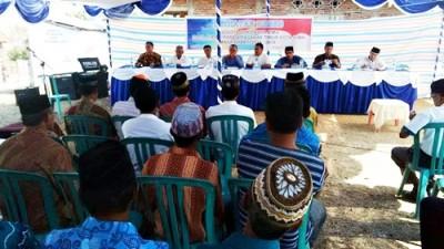 DPRD Kota Bima Dapil 3 saat Reses di Kelurahan Lelamase. Foto: Bin