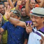 Camat Woha Terlibat Politik Praktis