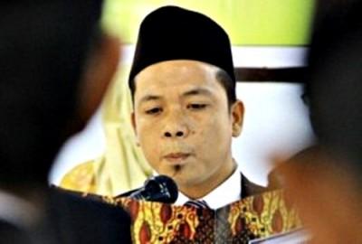Ketua Panwaslu Kabupaten Bima, Abdullah, SH. Foto: Bin