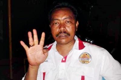 Ketua Tim Pemenangan DINDA lintas Partai, Baharudin. Foto: Noval
