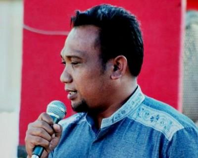 Komisioner Panwaslu Kabupaten Bima, Junaidin