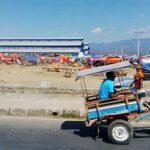 Pasar Amahami, Kumuh dan Merusak Pemandangan