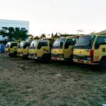 229 Kendaraan Dinas Di Kota Bima, Rusak Berat