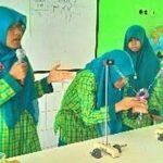 Mahasiswa UIN Makassar Adakan Lomba KIT di MAN 1
