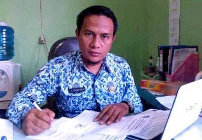 Lurah Sarae A. Faruk. Foto: EM
