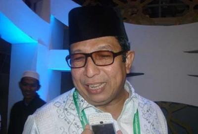 Mantan Menteri Agama, Said Agil Husen Al Munawar