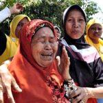 Salaman dengan Dinda, Nenek Menangis Histeris