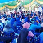 Di Langgudu, SYUKUR Dipanggil Bapak Pembangunan
