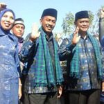 Empat Mesin Politik Ady-Zubair Siap Tempur