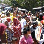 Kukuhkan 500 Tim Relawan di Monta, DINDA Disambut Shalawat Nabi
