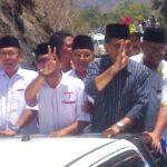 SYUKUR Konvoi di Sape Lambu, Jalan Macet Total