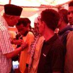140 Tim Relawan di Tambora Siap Menangkan DINDA