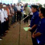 SYUKUR Kukuhkan 3933 Tim Pemenangan di Kecamatan Sape