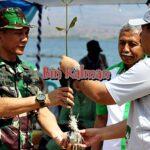 Pemkot Bima Gelar Pencanangan Tanam Pohon di Dana Traha