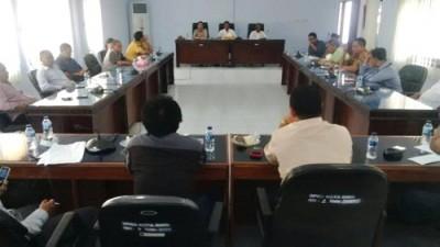 Pertemuan FBLO dengan Anggota DPRD Kota Bima. Foto: Bin