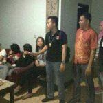 Razia Kafe, Polisi Gelandang Belasan Pemandu Lagu