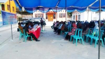 Suasana Reses di Kelurahan Rite. Foto: Bin