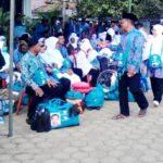 Keberangkatan JCH Kabupaten Bima Dilepas