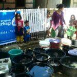 Delapan Desa, Target Penyaluran Air PKPU