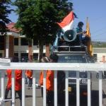 Mahasiswa STISIP Kritik Pasar Amahami