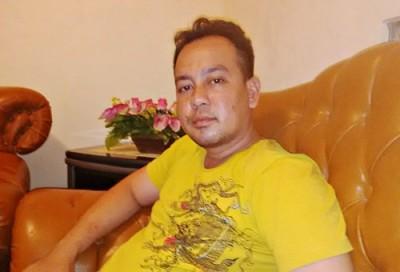 Abdurrahman, suami Amira. Foto: Bin