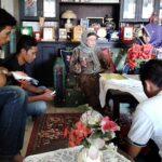 Maryam Tegaskan Istana Bima Milik Kesultanan