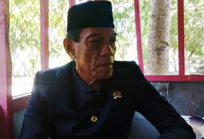 Anggota DPRD Kabupaten Bima, Muhidin. Foto: Bin
