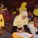 Warga Tiga Dusun di Wera Teken Kontrak Politik dengan DINDA
