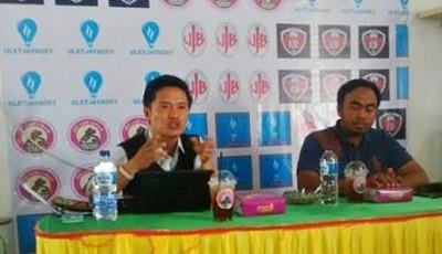 Imam dan Saidong saat konferensi Pers. Foto: Bin
