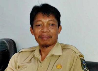 Kabid Perencana dan Pengendalian Bappeda Kabupaten Bima, Lalu Suryadi. Foto: Noval