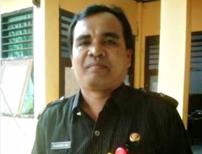 Kadis Dikpora Kabupaten Bima, Tajuddin.