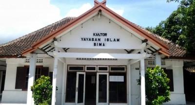 Kantor Yayasan Islam Bima.