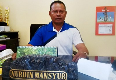 Kabag OPS Polres Bima Kota Kompol H. Nurdin. Foto: Bin