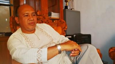 Kepala Kantor Badan Ketahanan Pangan (BKP) Kabupaten Bima Rendra Farid. Foto: Bin