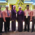 SMP 6 Kota Bima Juara Lomba Upacara