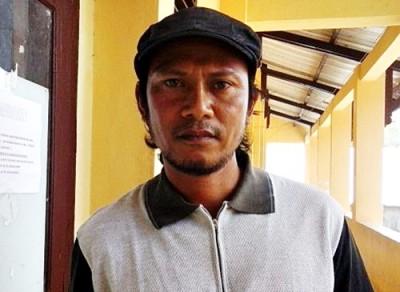 Ketua Devisi Penguat Organisasi Lembaga Perlindungan Anak (LPA) NTB, Syafrin. Foto: Ady