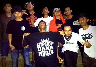 Komunitas Hip Hop Dana Mbojo