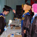 Diwisuda, 28 Mahasiswi Akbid Surya Mandiri Raih Gelar A.Md. Keb