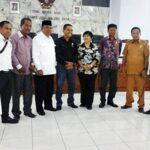 Ombudsman RI Kunjungi DRPD, Bahas Pelayanan Publik