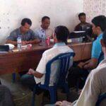 Panwaslu Supervisi Ditingkat Kecamatan