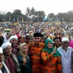 Sambutan Rakyat Langgudu Luar Biasa, DINDA Optimis Menang