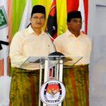 Paslon Khair-Hamid Tampil Blak-Blakan