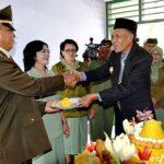 Syukuran HUT TNI ke-70, Bupati Apresiasi Kiprah Kodim Bima