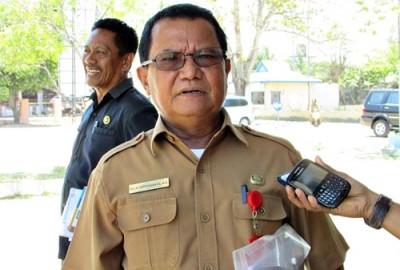 Sekwan DPRD Kabupaten Bima H. Supratman. Foto: Ady