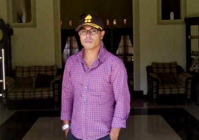 Wakil Ketua DPD II KNPI Kabupaten Bima, Muchlis. Foto: Kahaba