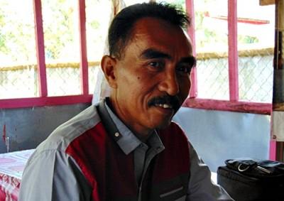 Anggota DPRD Kabupaten Bima Ahmad HM Saleh. Foto: Ady