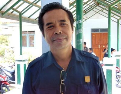 Anggota DPRD Kabupaten Bima, Mustahid H Kako. Foto: Ady