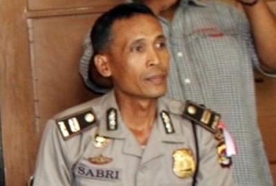 Kasubag Humas Polres Bima Kota, IPTU Sabri. Foto: Bin