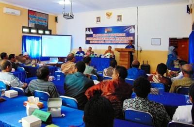 Kegiatan silaturrahmi dan kunjungan studi banding FKUB Kabupaten Tapi Kalimantan Selatan di Kota Bima. Foto: Ady