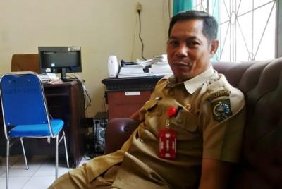 Kepala BLH Kabupaten Bima H. Moh. Mawardi. Foto: Bin